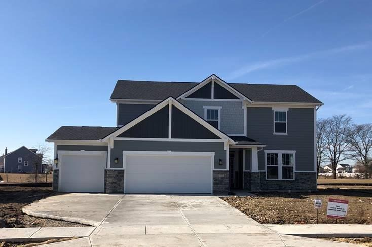 11833  Redpoll Trail Noblesville, IN 46060 | MLS 21607803