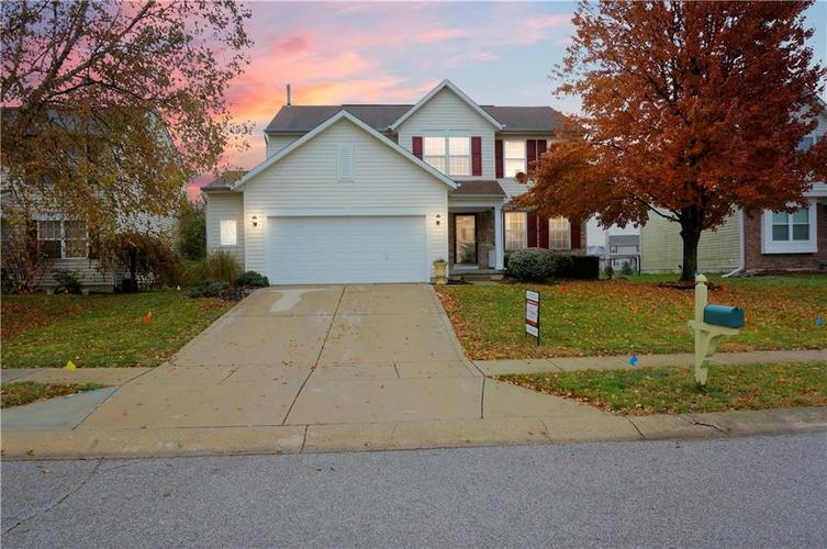 6901  Governors Point Drive Indianapolis, IN 46217 | MLS 21607813