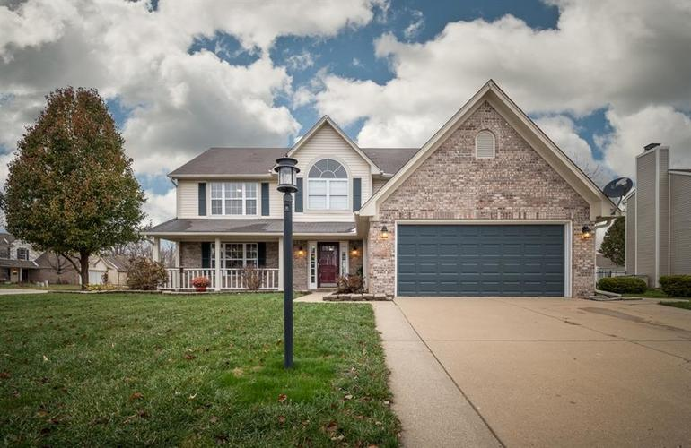7544  Gold Coin Drive Avon, IN 46123 | MLS 21607849