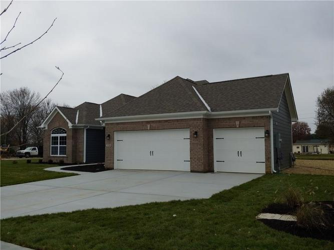 3950  Stonemeadow Drive Greenwood, IN 46143 | MLS 21607902