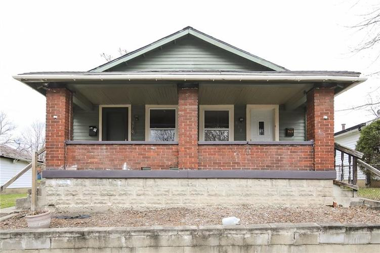 968 Udell Street Indianapolis IN 46208 | MLS 21607948 | photo 1