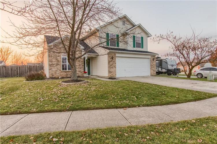 7307  Thornmill Court Avon, IN 46123 | MLS 21607957