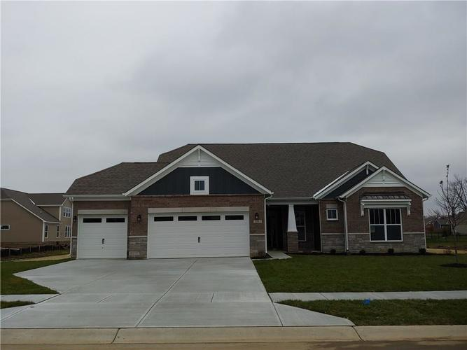 3941  Stonemeadow Drive Greenwood, IN 46143 | MLS 21607960