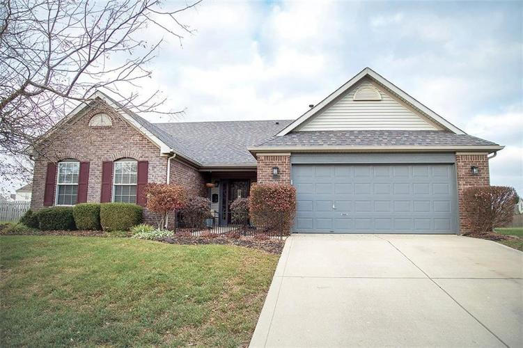 10930  RIVA RIDGE Court Indianapolis, IN 46234 | MLS 21608075