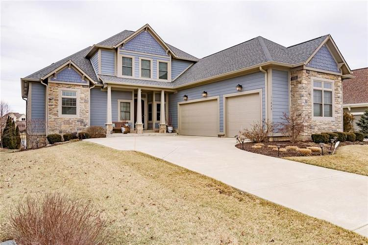 11624  Weeping Willow Court Zionsville, IN 46077 | MLS 21608086