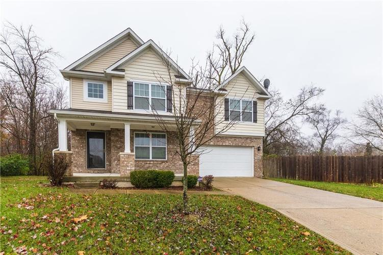 4703 Ladywood Cliffs Court Indianapolis IN 46226   MLS 21608089   photo 1