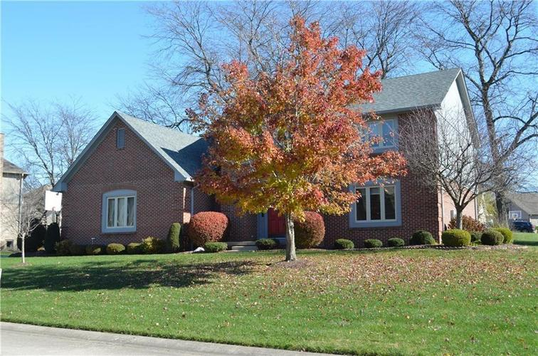 8735  Sargent Creek Lane Indianapolis, IN 46256 | MLS 21608100