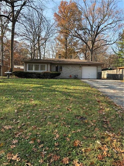 3622 N Sadlier Drive Indianapolis, IN 46226 | MLS 21608111