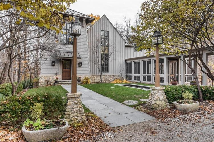 8140  Traders Point Lane Indianapolis, IN 46278 | MLS 21608123