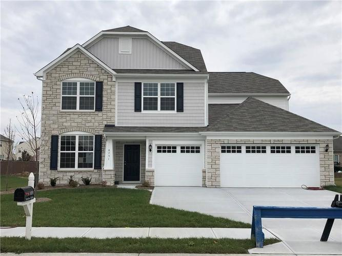 8751  Settlers Walk  Brownsburg, IN 46112 | MLS 21608129