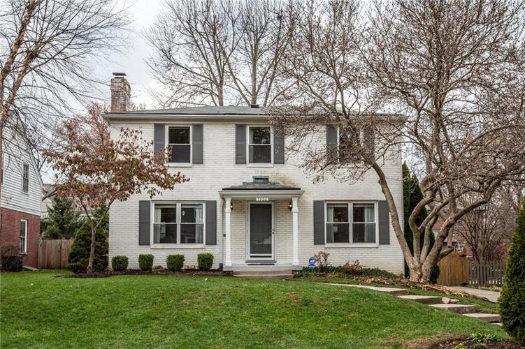 5966 N New Jersey Street Indianapolis, IN 46220 | MLS 21608175