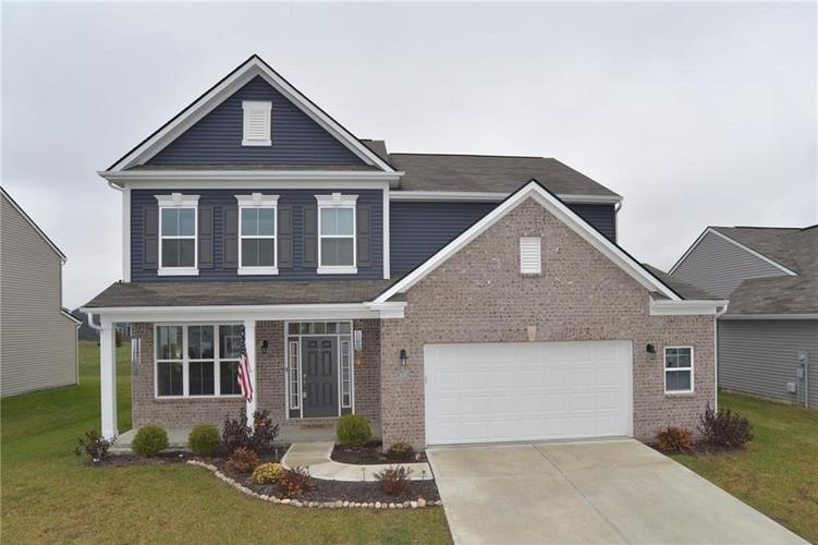 10242  Hunters Crossing Boulevard Indianapolis, IN 46239 | MLS 21608288
