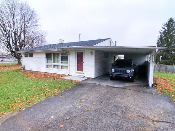 1945  Rex Court New Castle, IN 47362 | MLS 21608307