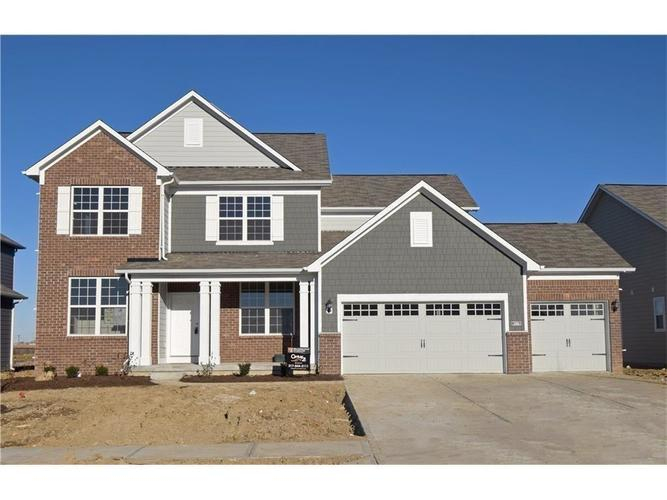 12683  Amber Star Drive Fishers, IN 46037 | MLS 21608322