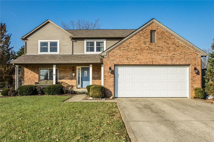9004  ALIBECK Court Indianapolis, IN 46256 | MLS 21608327