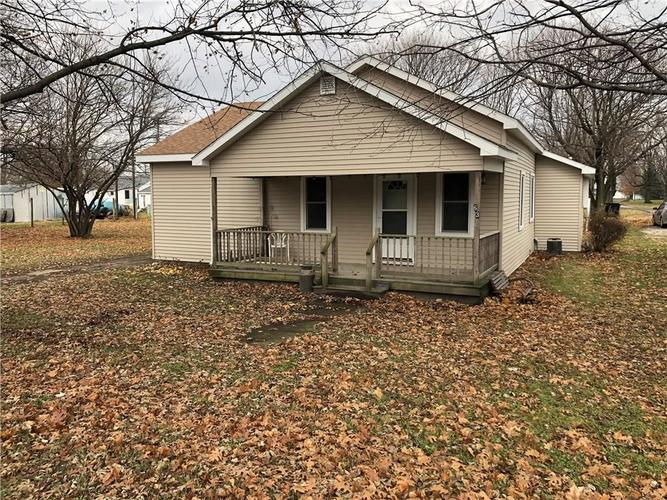 63 N County Road 1100  Frankfort, IN 46041 | MLS 21608371