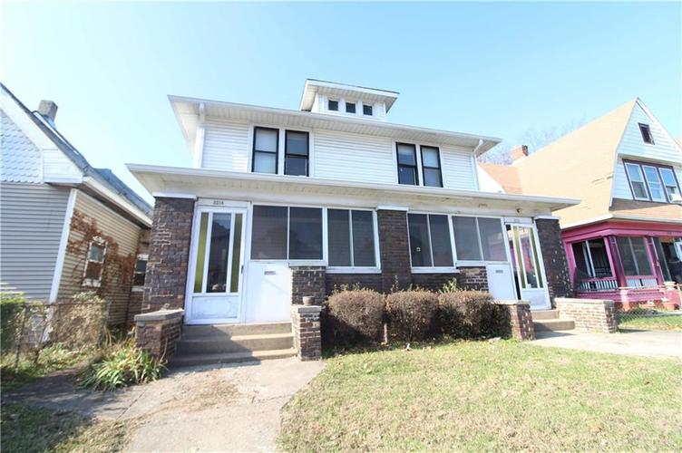 3314  Graceland Avenue Indianapolis, IN 46208 | MLS 21608521