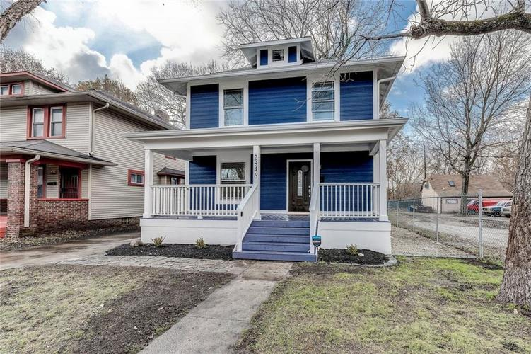 2346 N Capitol Avenue Indianapolis, IN 46208 | MLS 21608523