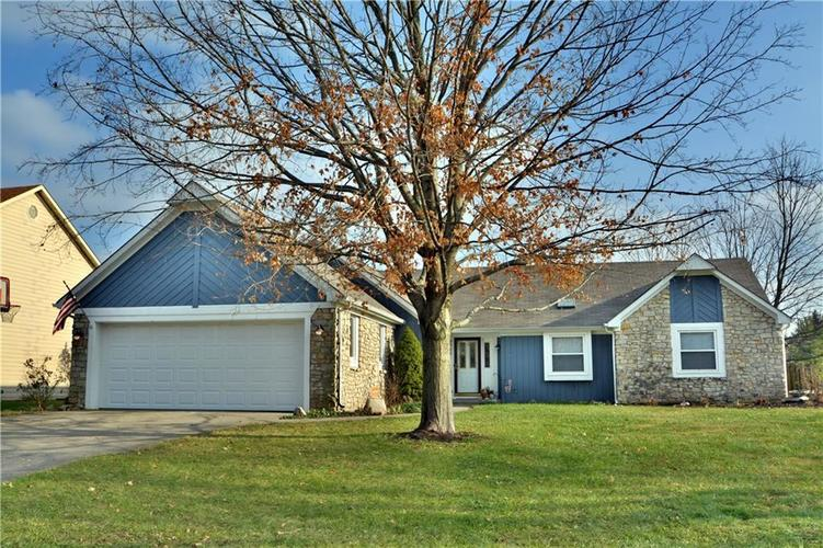 9911  Harbour Pines Court Indianapolis, IN 46256 | MLS 21608536
