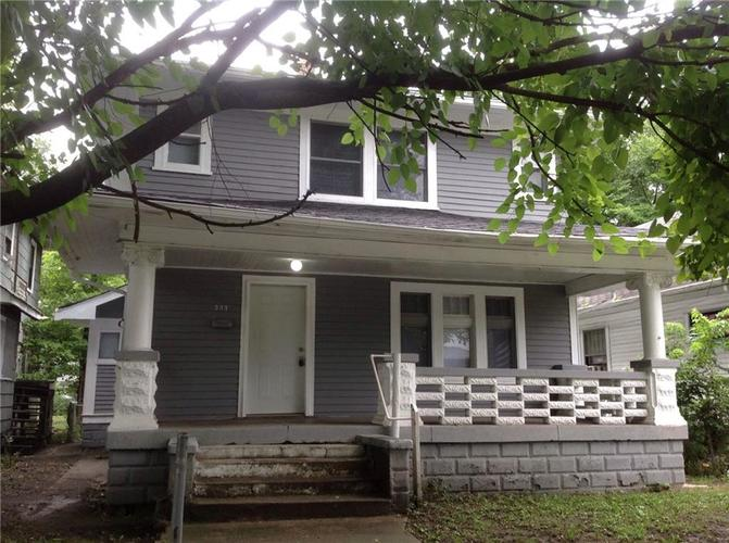 533 N DEARBORN Street Indianapolis, IN 46201 | MLS 21608580 | photo 1