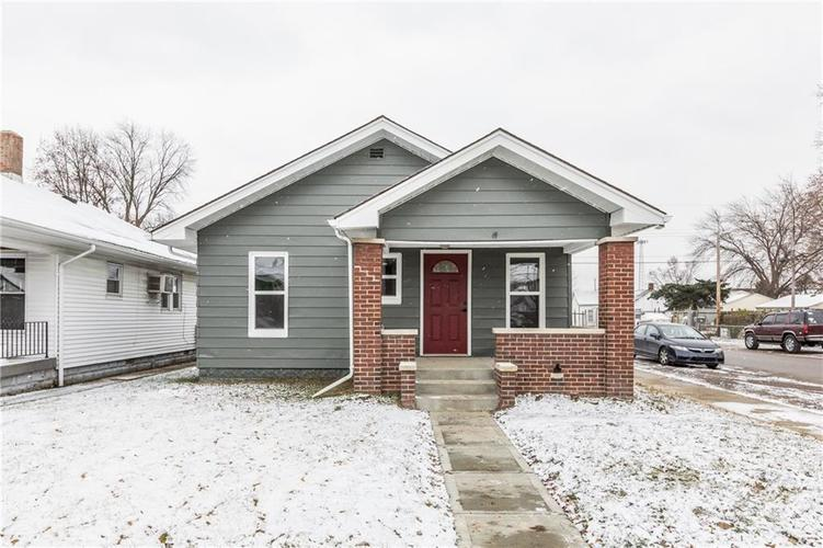 1601 Iowa Street Indianapolis IN 46203 | MLS 21608584 | photo 1