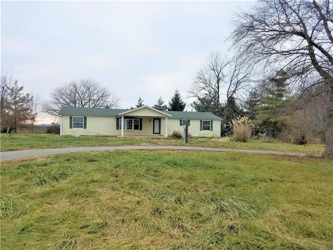 3849 N County Road 425  New Castle, IN 47362 | MLS 21608617