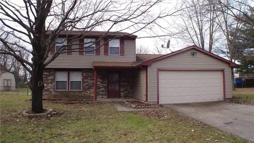 8054  Hollow Creek Court Indianapolis, IN 46268 | MLS 21608661