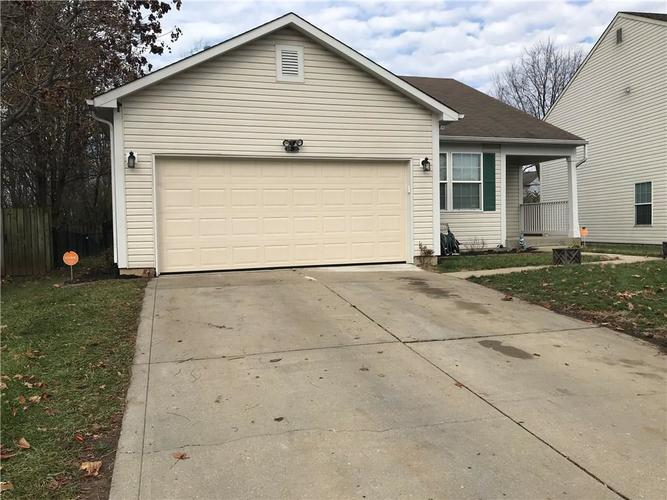10922  Snowdrop Way Indianapolis, IN 46235 | MLS 21608686