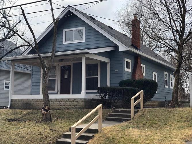 329 W 40th Street Indianapolis, IN 46208 | MLS 21608736