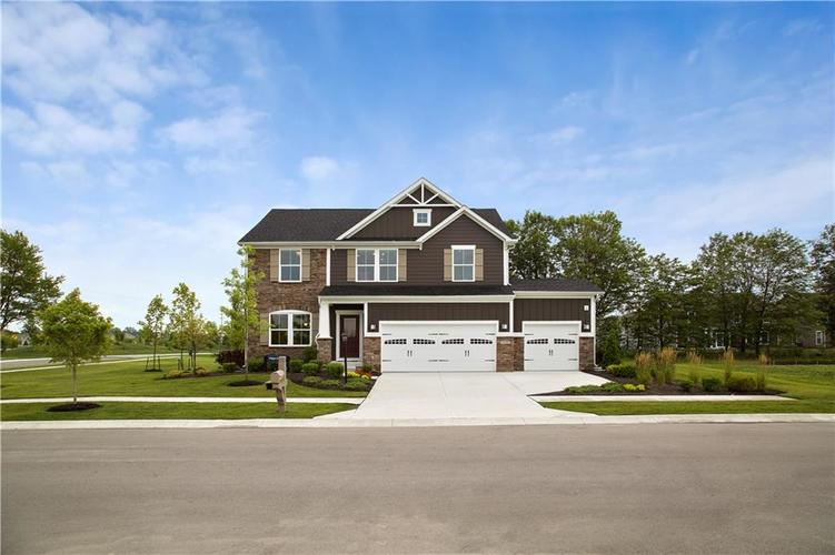 4450  Eagleridge Lane Zionsville, IN 46077 | MLS 21608751