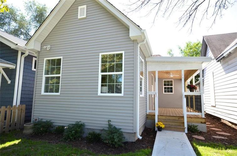1411 Hoyt Avenue Indianapolis In 46203 | MLS 21608841 | photo 1