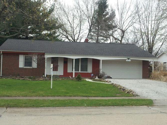 6107 W 32nd Place Indianapolis, IN 46224 | MLS 21608844 | photo 1