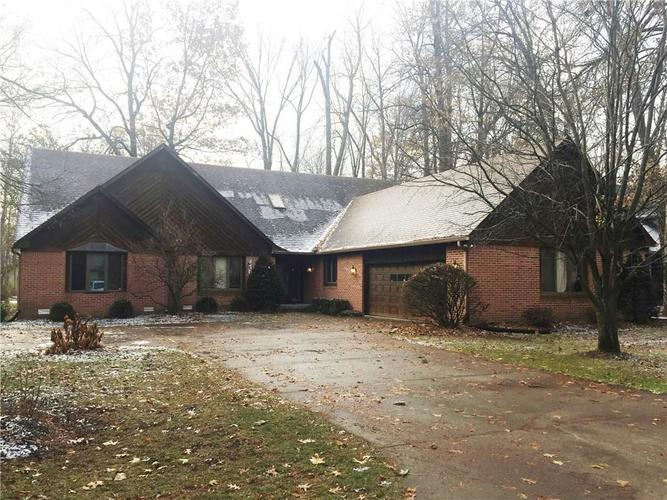 7321  Cherryhill Drive Indianapolis, IN 46254 | MLS 21608927