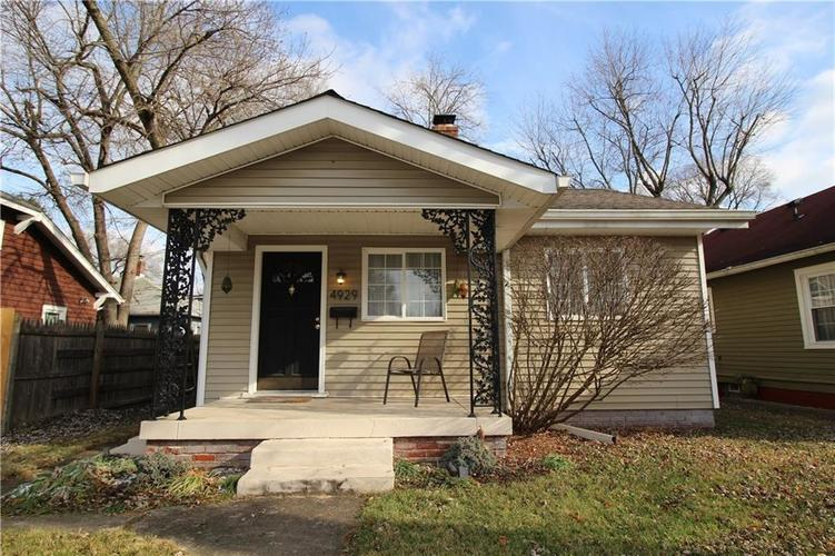 4929 N Guilford Avenue Indianapolis, IN 46205   MLS 21608943