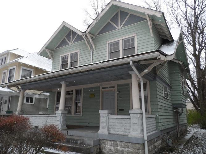647 E 32nd Street Indianapolis, IN 46205 | MLS 21609063 | photo 1