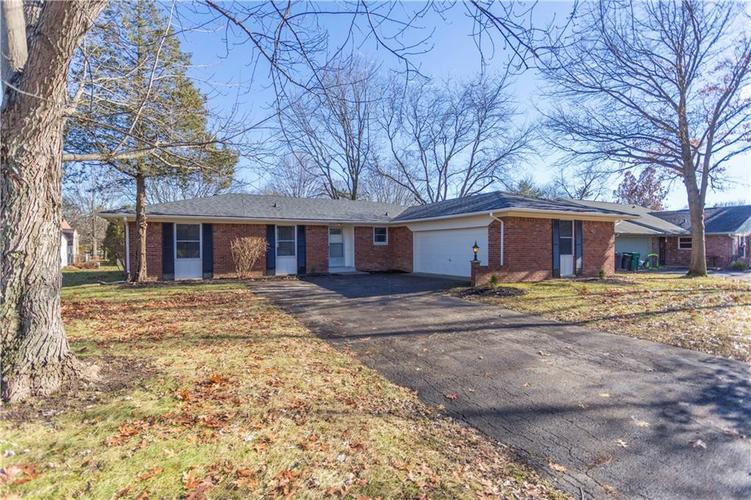 8037  Delbrook Drive Indianapolis, IN 46260 | MLS 21609121