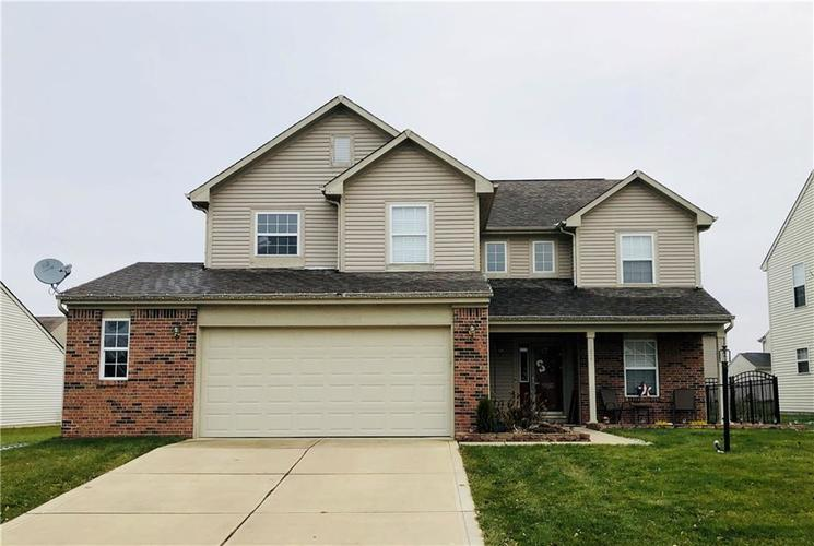 3239  Monterey Drive Whiteland, IN 46184 | MLS 21609125