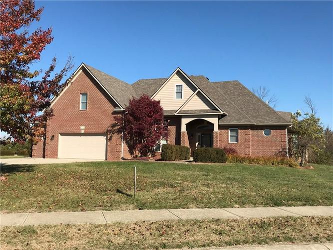 1582 N Manchester Drive Greenfield, IN 46140 | MLS 21609153