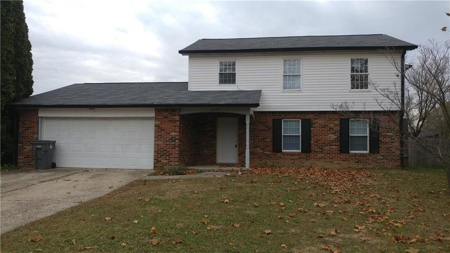 4922  DANCER Drive Indianapolis, IN 46237   MLS 21609230