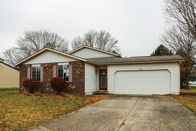 500  Brentwood Drive Plainfield, IN 46168 | MLS 21609271