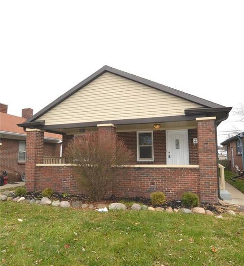 465 N State Avenue Indianapolis, IN 46201 | MLS 21609286