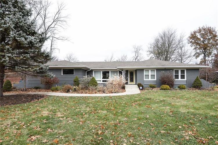 438 Edgemere Drive Indianapolis IN 46260   MLS 21609288   photo 1