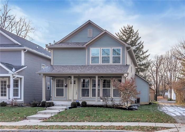 6192  Kingsley Drive Indianapolis, IN 46220 | MLS 21609313