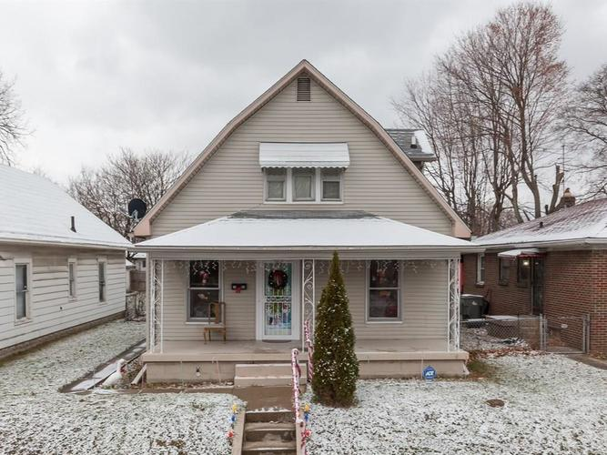 1944 N Dearborn Street Indianapolis IN 46218 | MLS 21609346 | photo 1