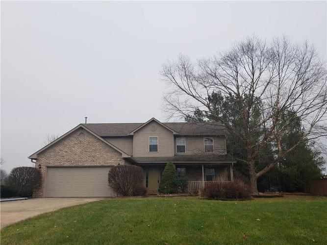 3931 N Mohr Road Greenfield, IN 46140 | MLS 21609442