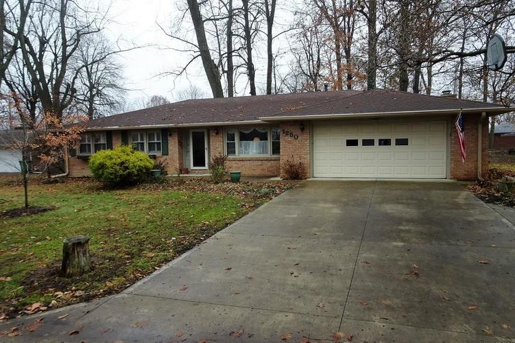 1250  Woodcrest Drive New Castle, IN 47362 | MLS 21609515