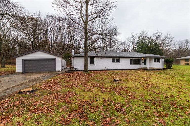 5743  Boy Scout Road Indianapolis, IN 46226 | MLS 21609600