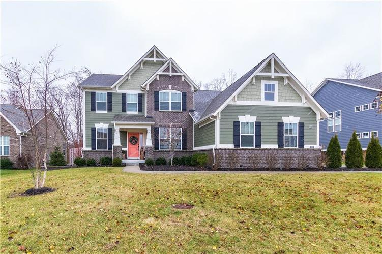 7507  Independence Drive Zionsville, IN 46077 | MLS 21609646