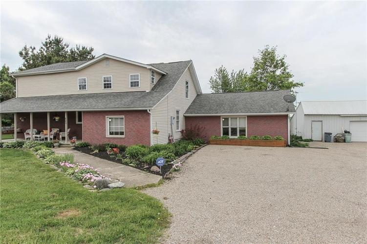 8543 W COUNTY ROAD 600  Coatesville, IN 46121 | MLS 21609649