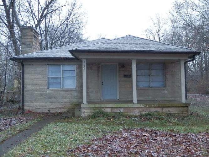3207 38TH Street Indianapolis, IN 46218 Photo 1